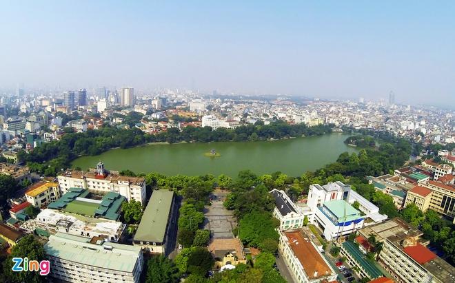 Ngắm nội đô lịch sử Hà Nội trước giờ công bố quy hoạch - Ảnh 26.