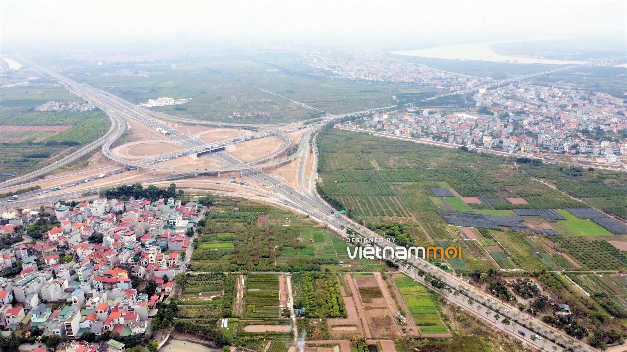 26 dự án đường giao thông sẽ triển khai năm 2021 tại huyện Gia Lâm - Ảnh 1.