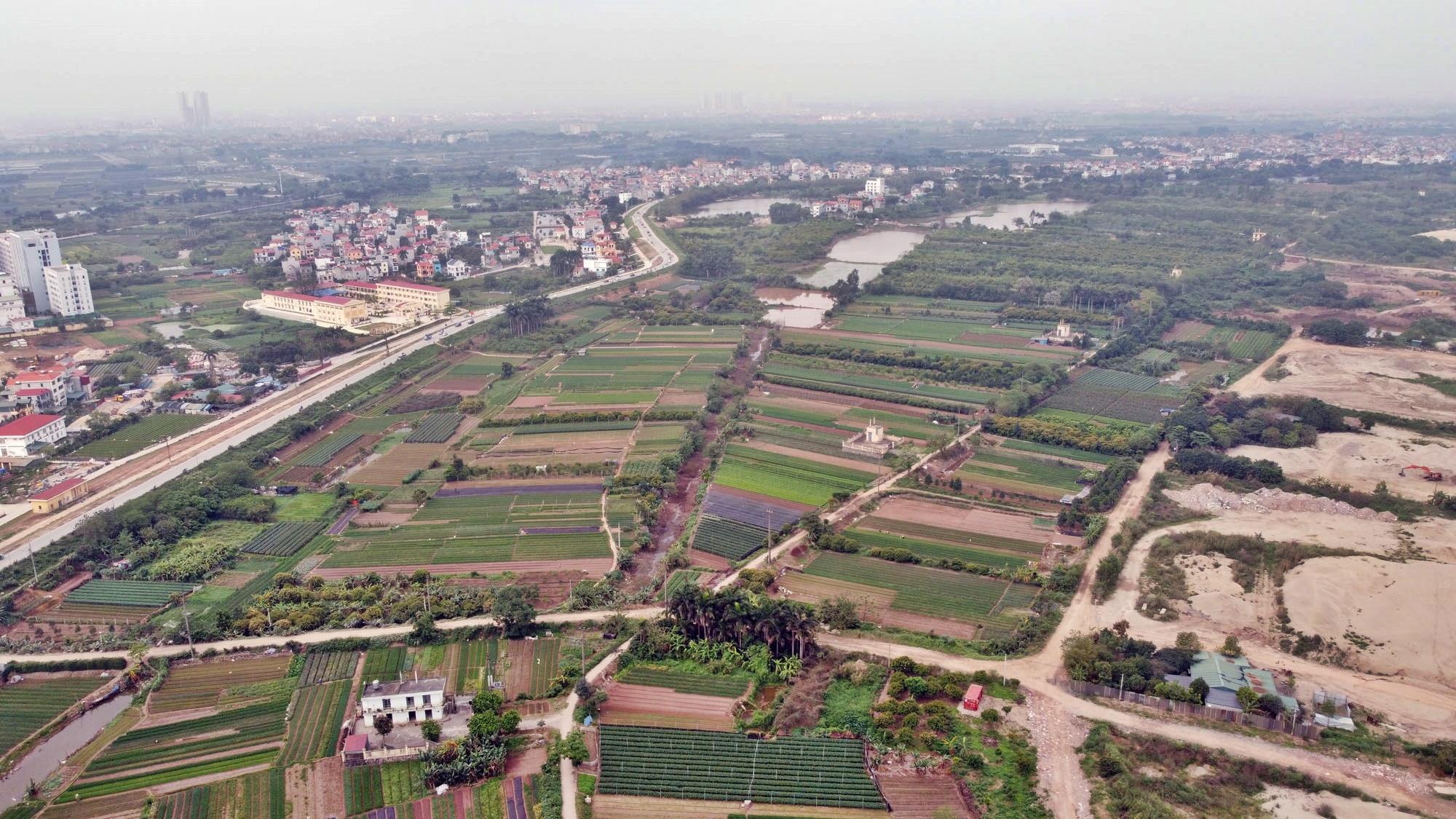 Toàn cảnh hiện trạng Phân khu đô thị sông Hồng trên địa bàn quận Bắc Từ Liêm - Ảnh 12.