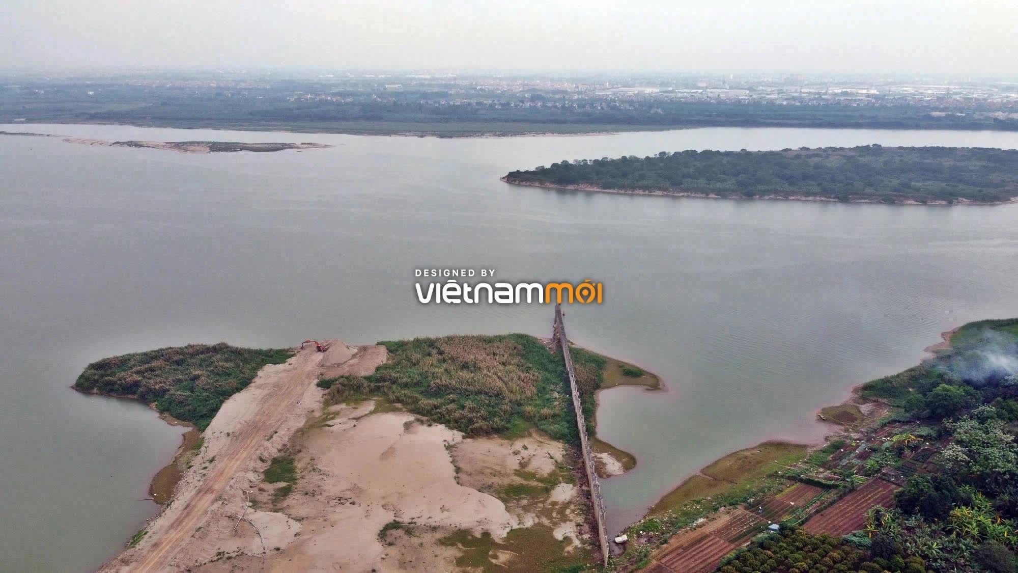 Toàn cảnh hiện trạng Phân khu đô thị sông Hồng trên địa bàn quận Bắc Từ Liêm - Ảnh 14.