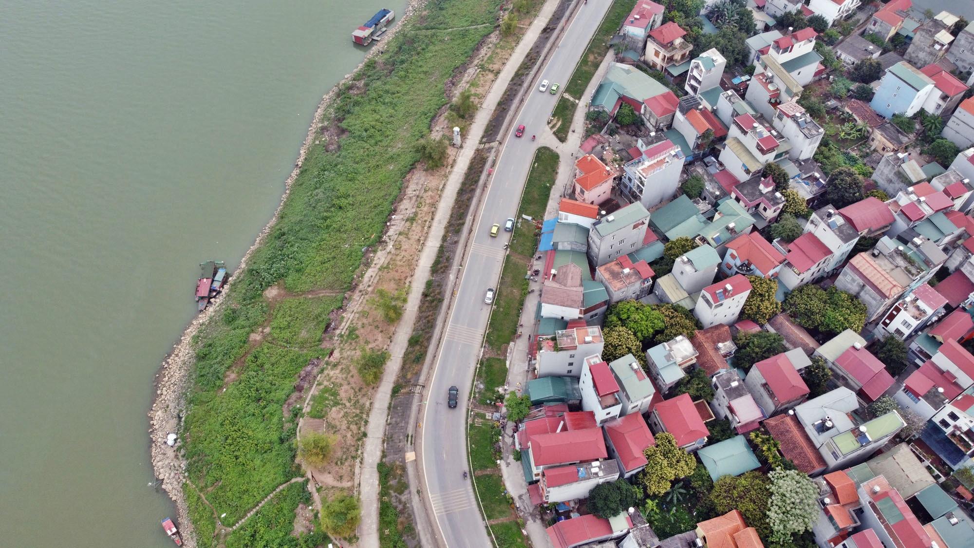 Toàn cảnh hiện trạng Phân khu đô thị sông Hồng trên địa bàn quận Bắc Từ Liêm - Ảnh 22.