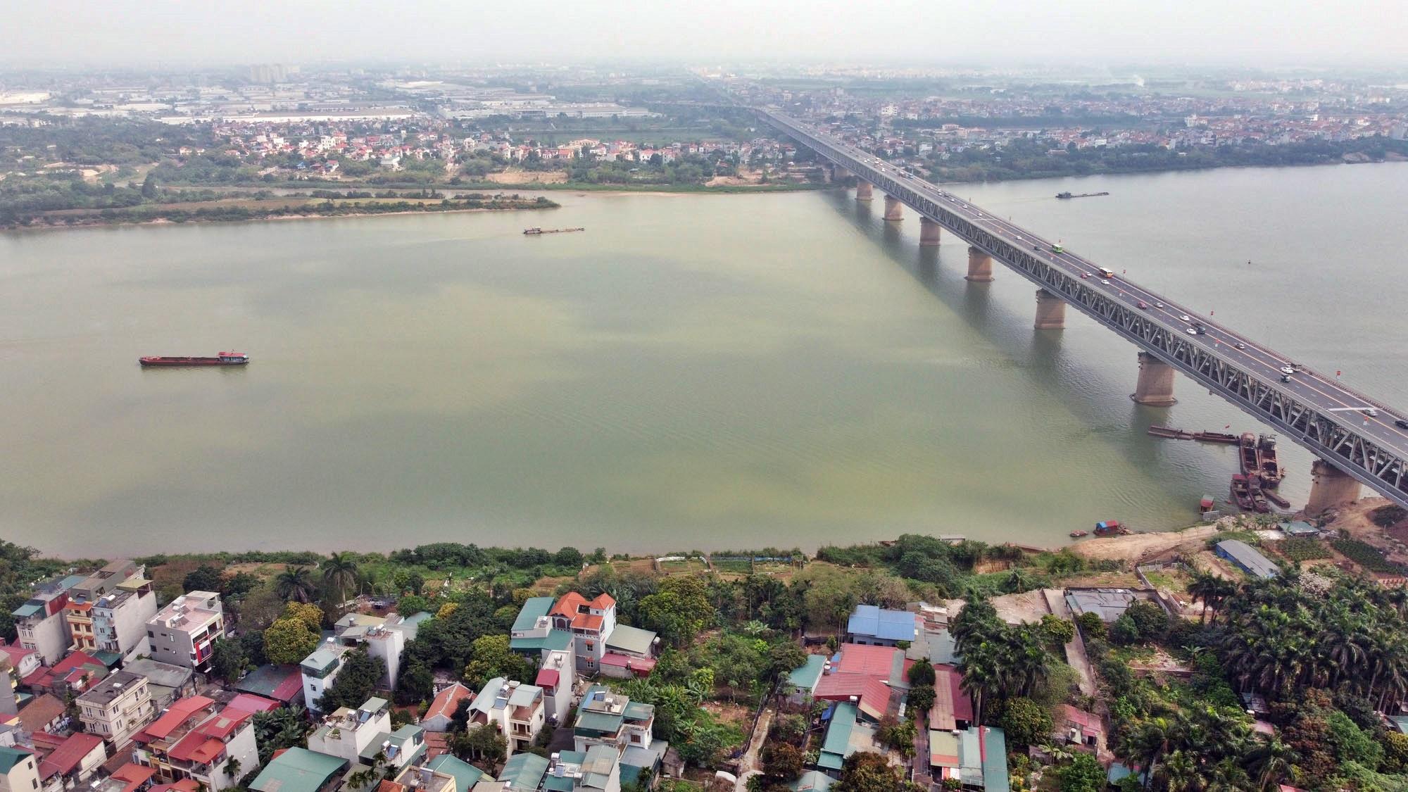 Toàn cảnh hiện trạng Phân khu đô thị sông Hồng trên địa bàn quận Bắc Từ Liêm - Ảnh 27.