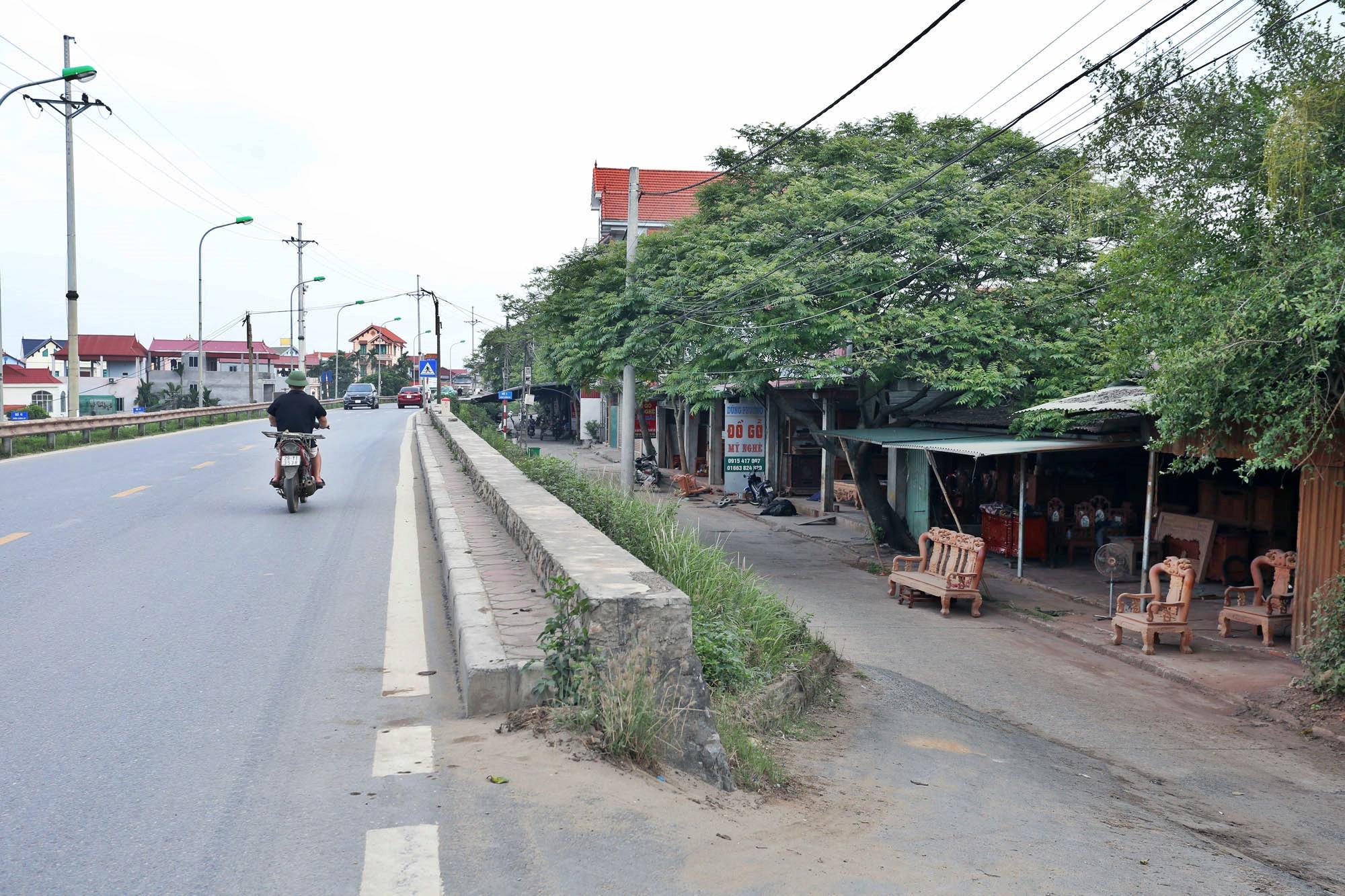 Toàn cảnh hiện trạng Phân khu đô thị sông Hồng trên địa bàn quận Bắc Từ Liêm - Ảnh 8.