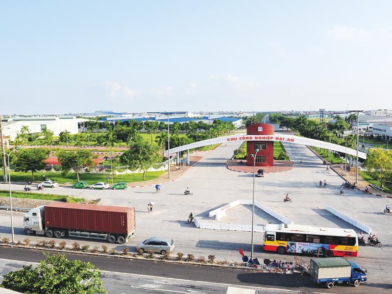 COMA 18 rót hơn nghìn tỷ đồng cho dự án hạ tầng KCN tại Hải Dương - Ảnh 1.