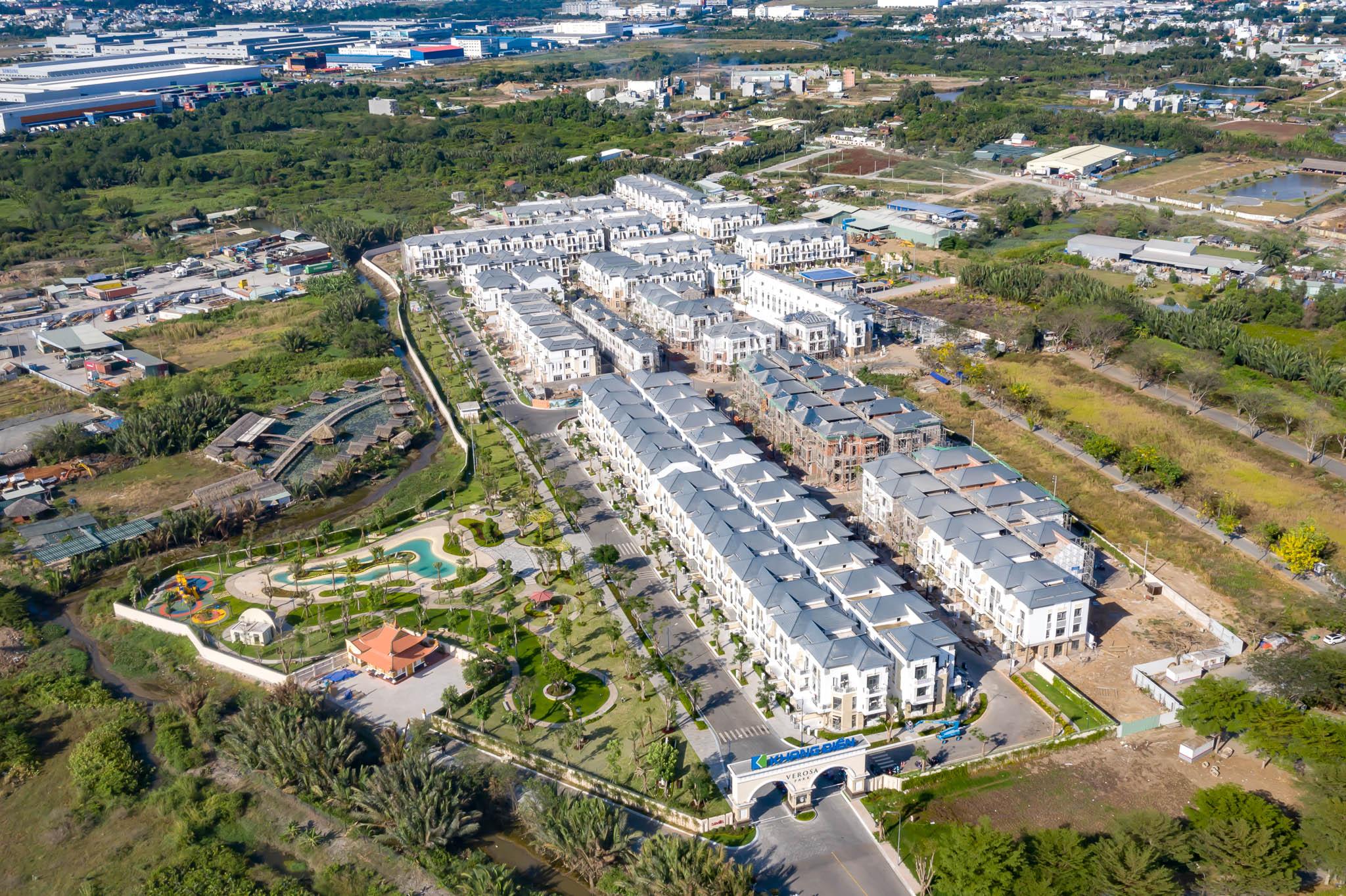 Khang Điền gom đất Quận 2, rót hơn nghìn tỷ vào các công ty con - Ảnh 1.