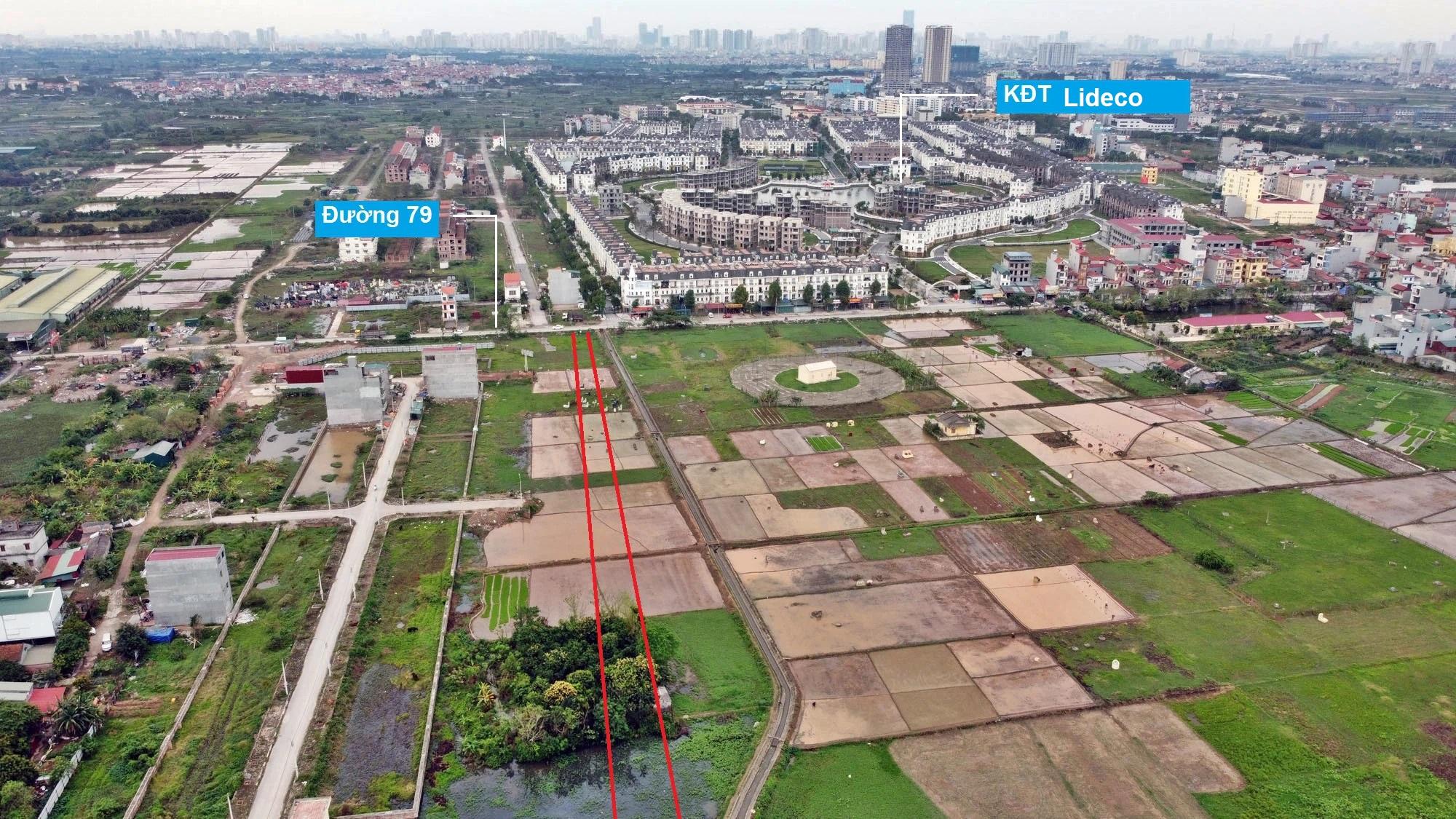 Đường sẽ mở theo quy hoạch ở xã Tân Lập, Đan Phượng, Hà Nội (phần 2) - Ảnh 7.