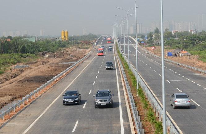 Dự kiến gần 10.000 tỷ đồng mở rộng cao tốc TP HCM - Long Thành - Dầu Giây - Ảnh 1.