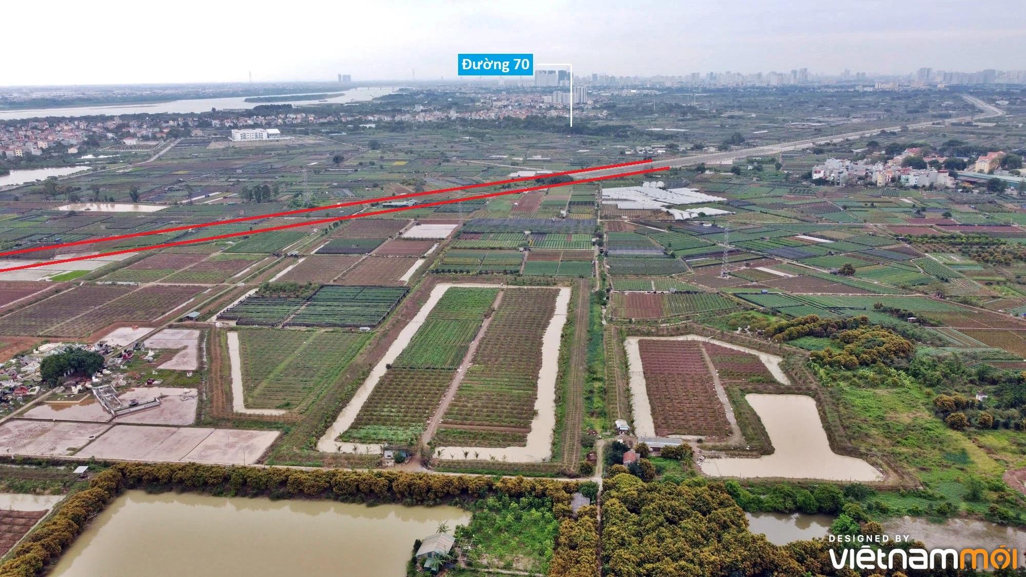 Đường sẽ mở theo quy hoạch ở xã Tân Lập, Đan Phượng, Hà Nội (phần 3) - Ảnh 3.