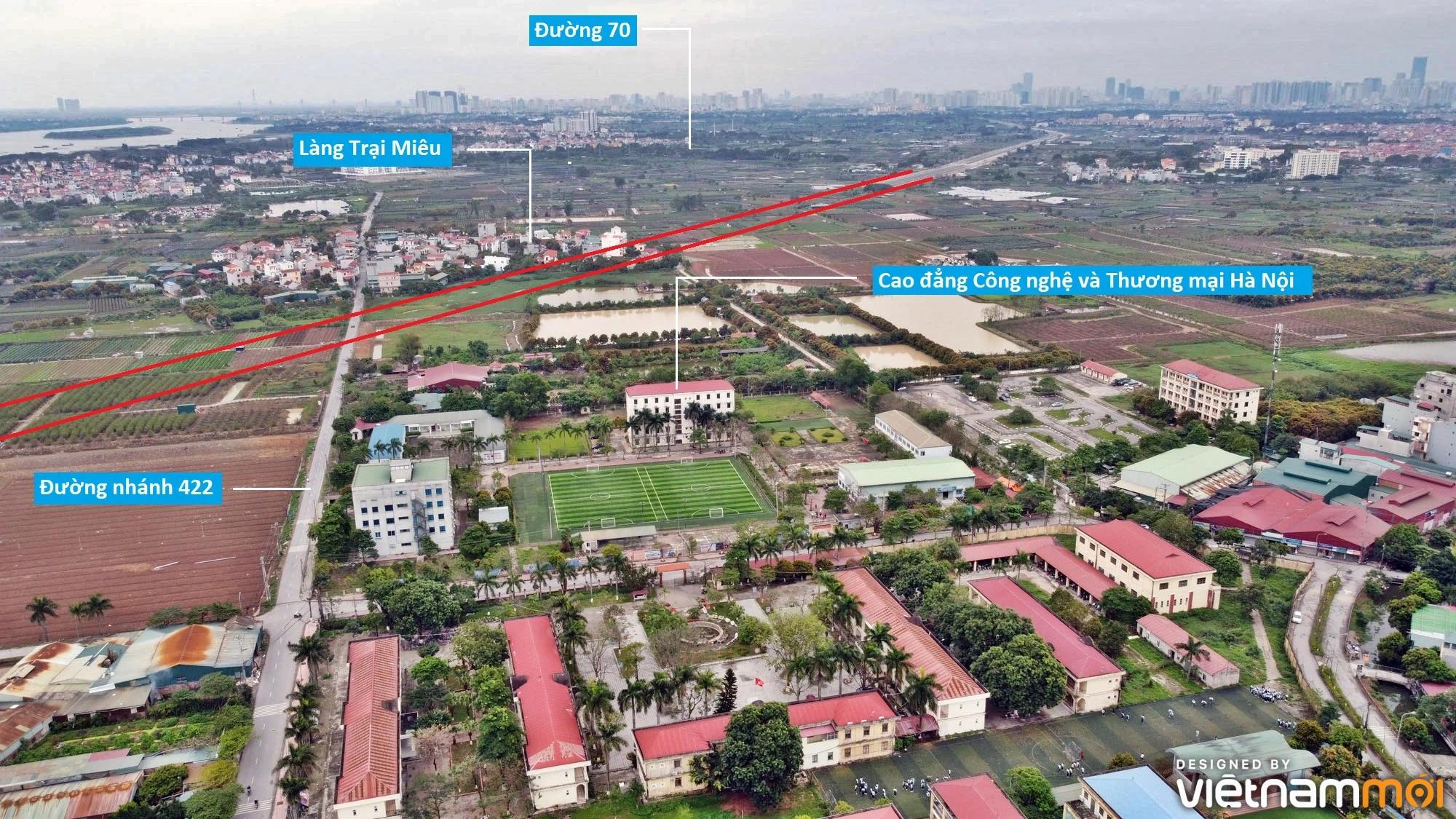 Đường sẽ mở theo quy hoạch ở xã Tân Lập, Đan Phượng, Hà Nội (phần 3) - Ảnh 4.