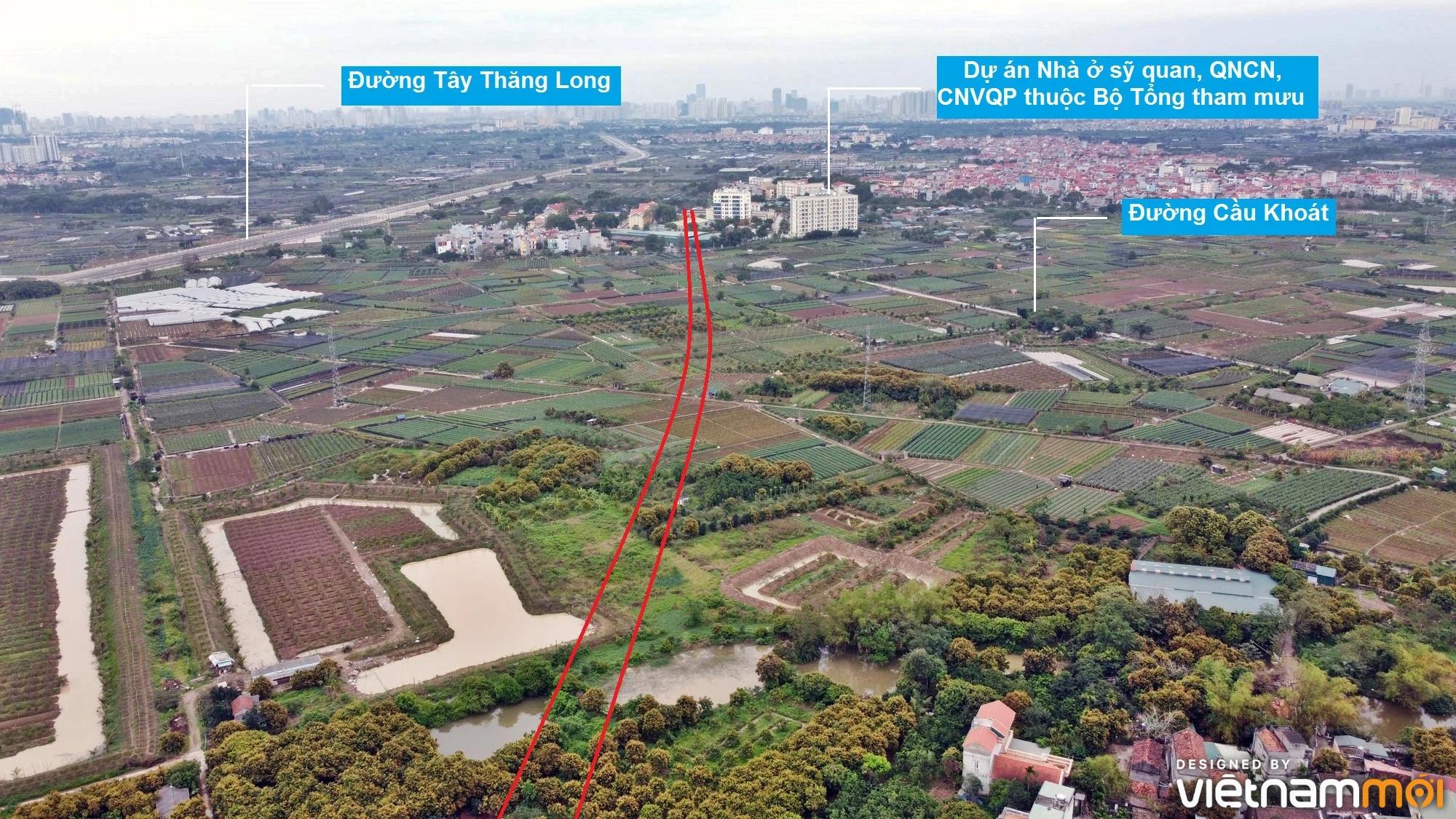 Đường sẽ mở theo quy hoạch ở xã Tân Lập, Đan Phượng, Hà Nội (phần 3) - Ảnh 9.