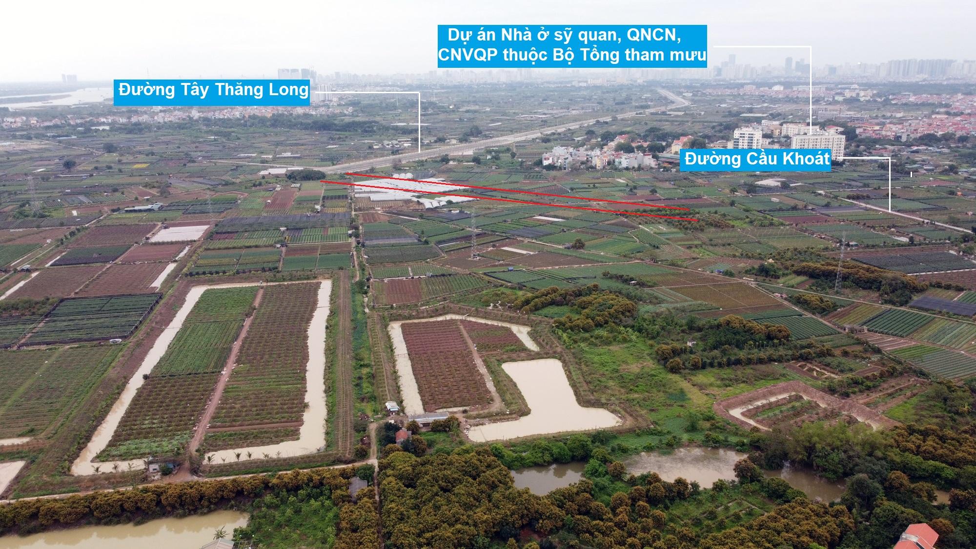 Đường sẽ mở theo quy hoạch ở xã Tân Lập, Đan Phượng, Hà Nội (phần 3) - Ảnh 11.