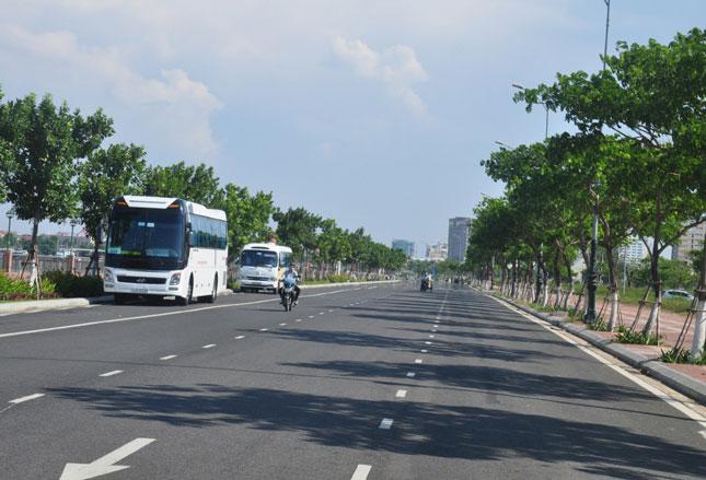 Giá đất đường Bạch Đằng, Hải Châu, Đà Nẵng - Ảnh 1.