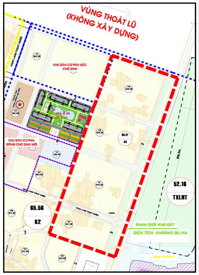 Bình Định: Dự án Khu đô thị mới Nhơn Bình 2.100 tỷ đồng tìm nhà đầu tư - Ảnh 1.