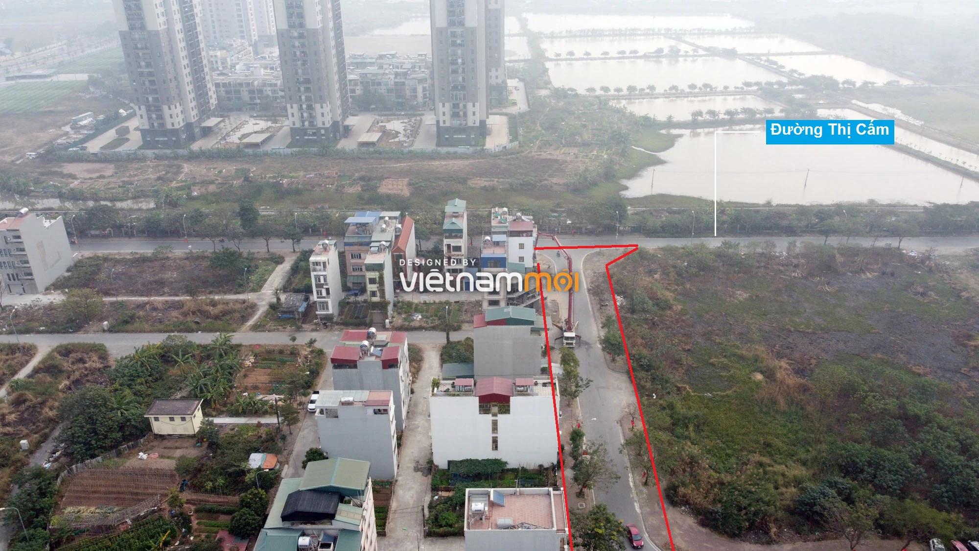 Những khu đất sắp thu hồi để mở đường ở phường Xuân Phương, Nam Từ Liêm, Hà Nội (phần 1) - Ảnh 9.