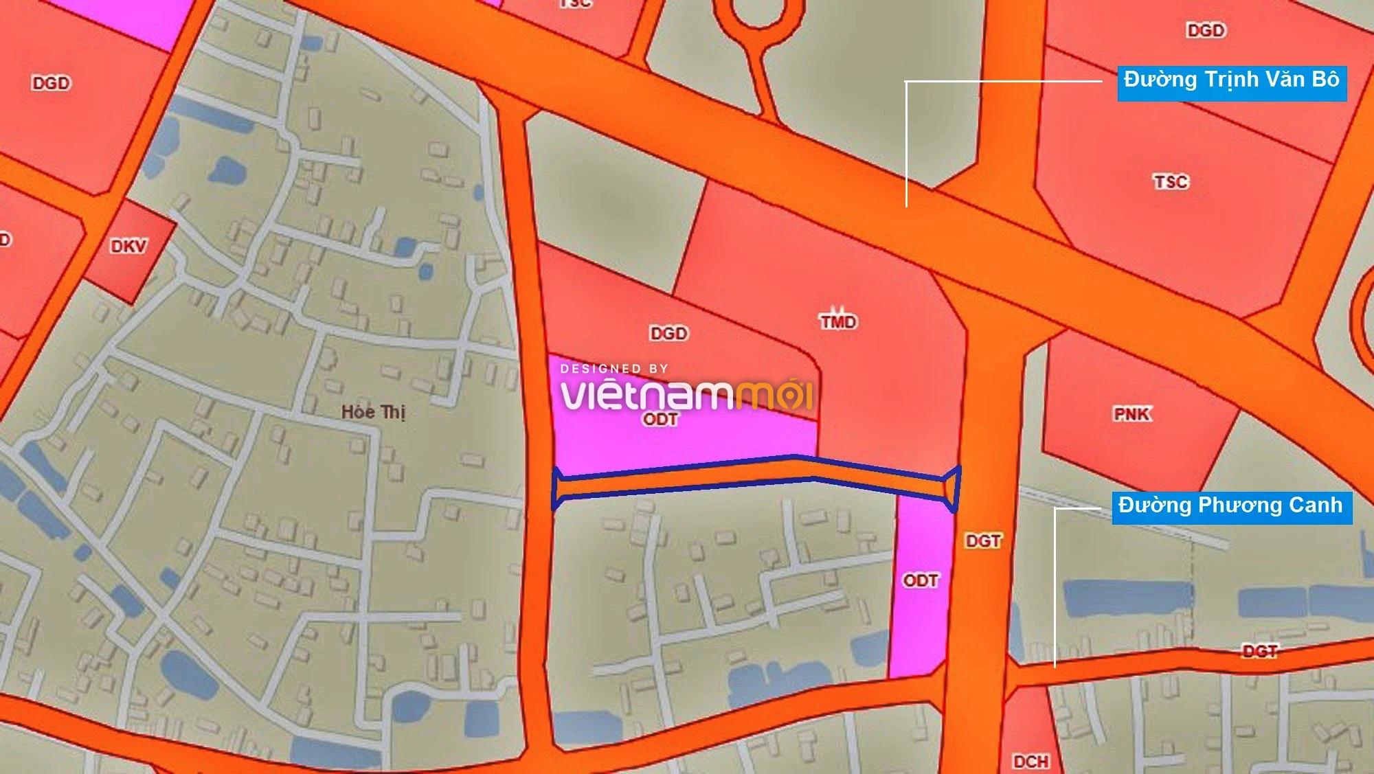 Những khu đất sắp thu hồi để mở đường ở phường Xuân Phương, Nam Từ Liêm, Hà Nội (phần 1) - Ảnh 12.