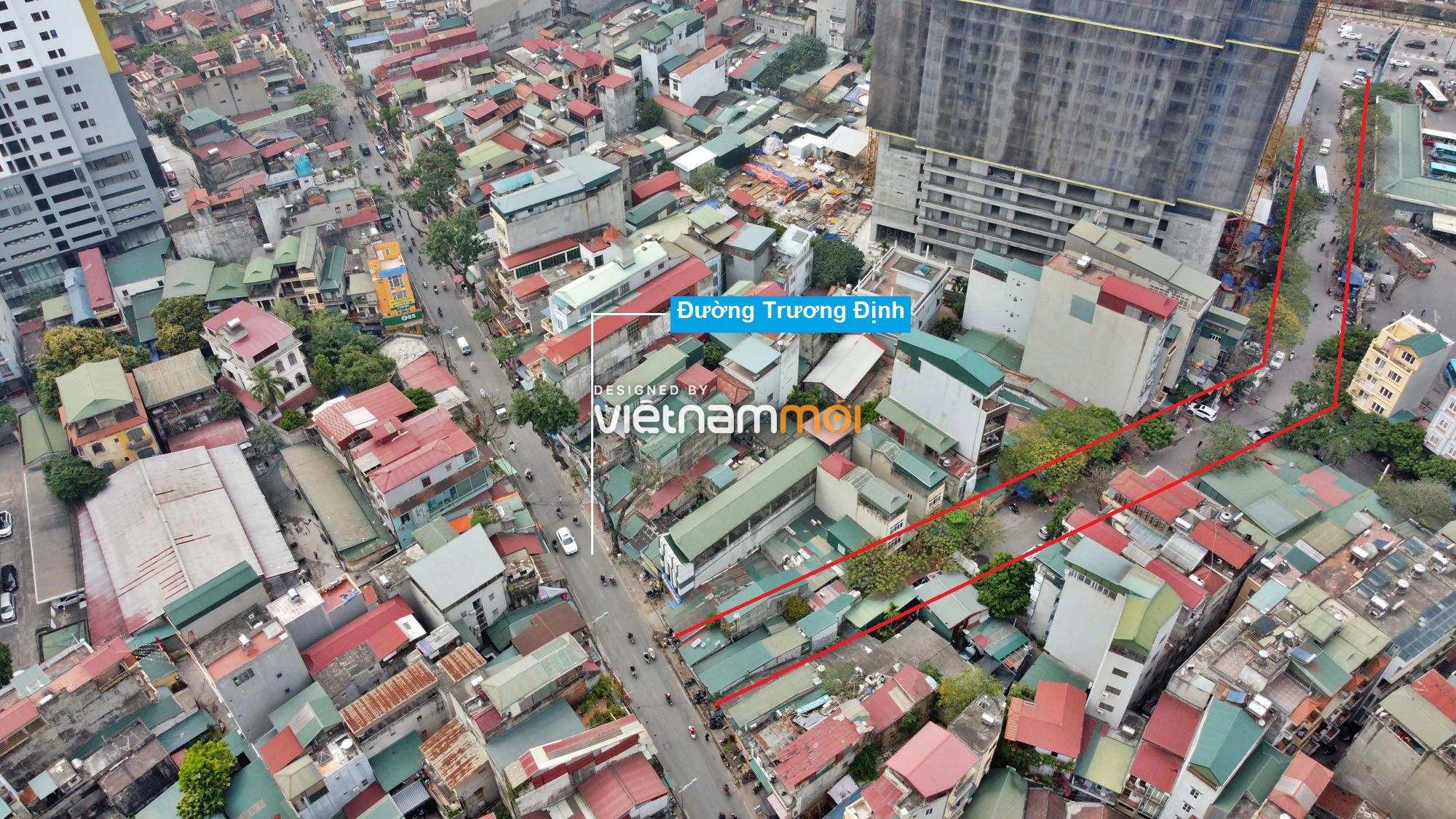 Đường sẽ mở theo quy hoạch ở phường Giáp Bát, Hoàng Mai, Hà Nội (phần 2) - Ảnh 5.