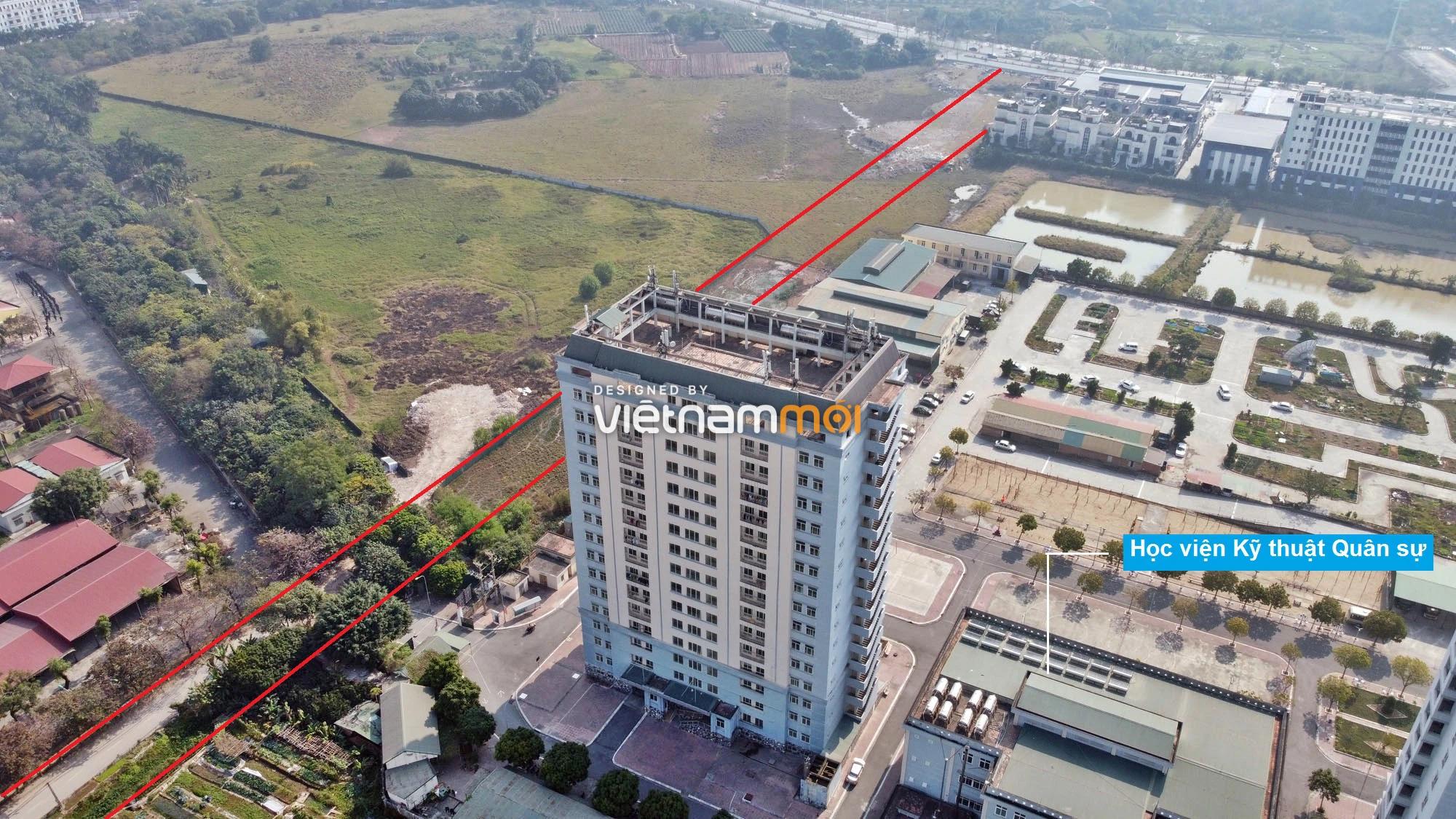 Đường sẽ mở theo quy hoạch ở phường Phương Canh, Nam Từ Liêm, Hà Nội (phần 2) - Ảnh 4.