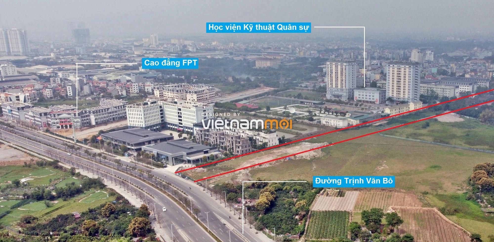 Đường sẽ mở theo quy hoạch ở phường Phương Canh, Nam Từ Liêm, Hà Nội (phần 2) - Ảnh 5.