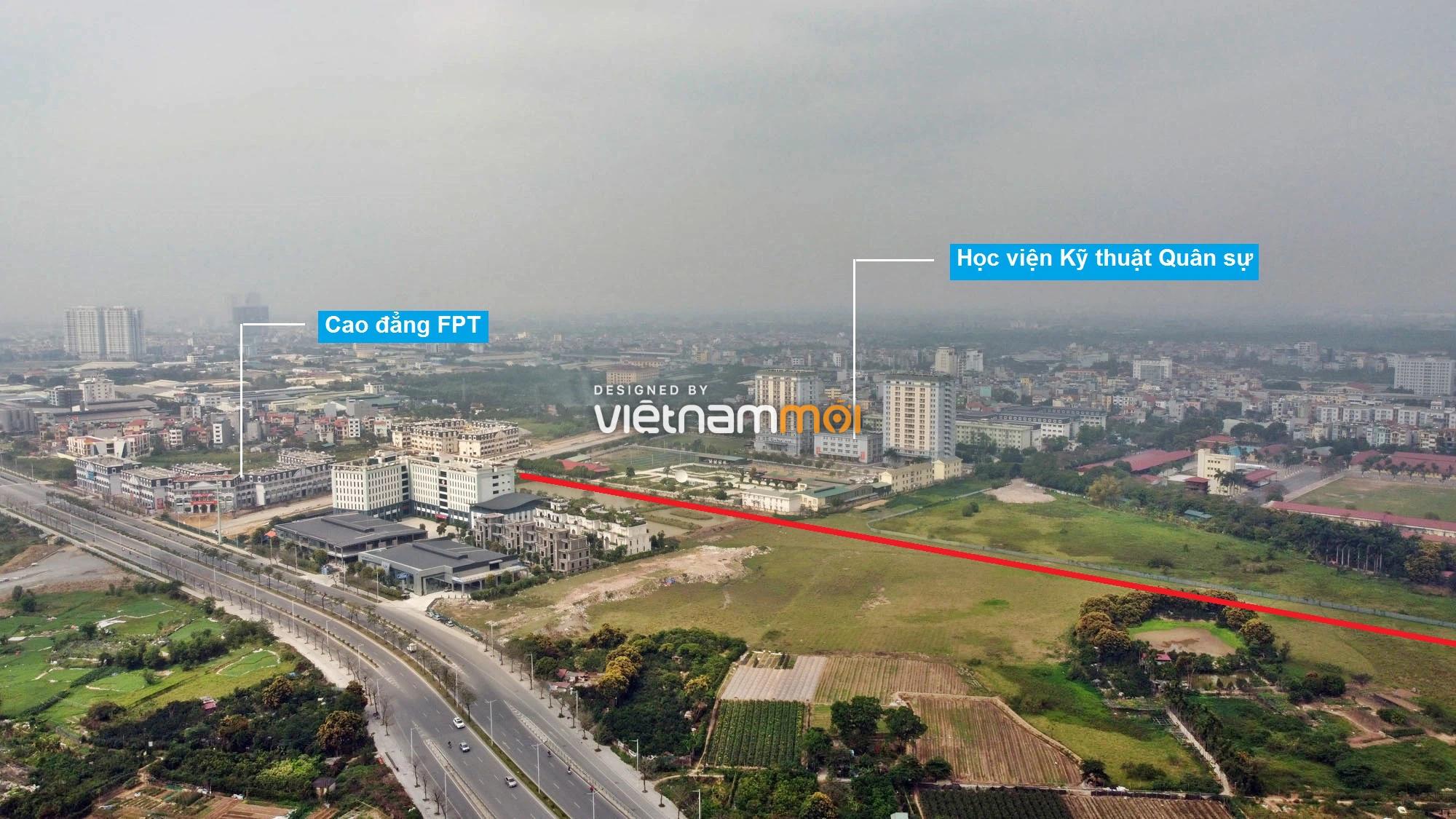 Đường sẽ mở theo quy hoạch ở phường Phương Canh, Nam Từ Liêm, Hà Nội (phần 2) - Ảnh 12.
