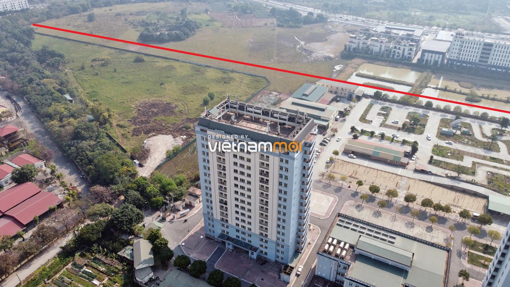 Đường sẽ mở theo quy hoạch ở phường Phương Canh, Nam Từ Liêm, Hà Nội (phần 2) - Ảnh 13.