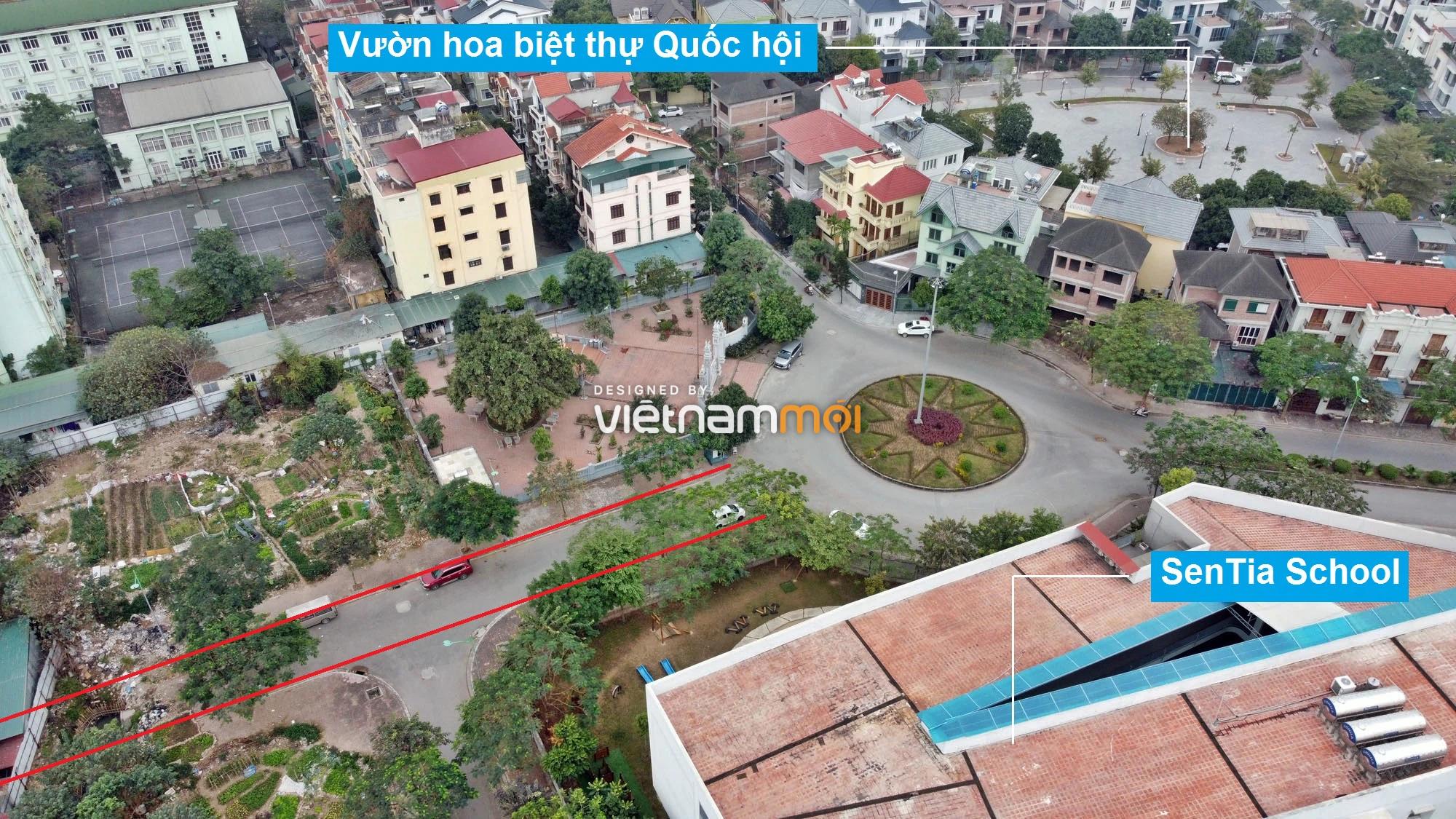 Đường sẽ mở theo quy hoạch ở phường Trung Văn, Nam Từ Liêm, Hà Nội (phần 2) - Ảnh 3.