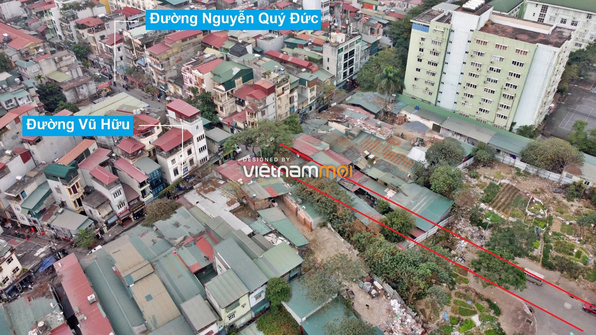 Đường sẽ mở theo quy hoạch ở phường Trung Văn, Nam Từ Liêm, Hà Nội (phần 2) - Ảnh 4.
