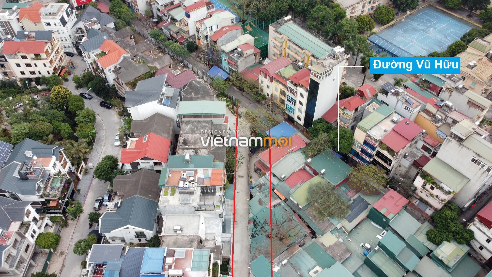 Đường sẽ mở theo quy hoạch ở phường Trung Văn, Nam Từ Liêm, Hà Nội (phần 2) - Ảnh 8.