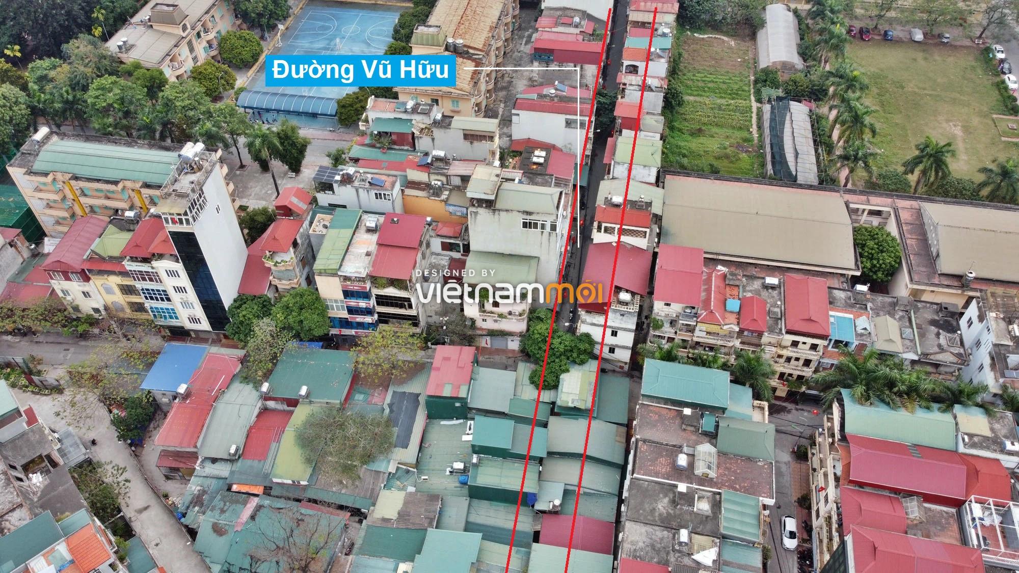 Đường sẽ mở theo quy hoạch ở phường Trung Văn, Nam Từ Liêm, Hà Nội (phần 2) - Ảnh 10.
