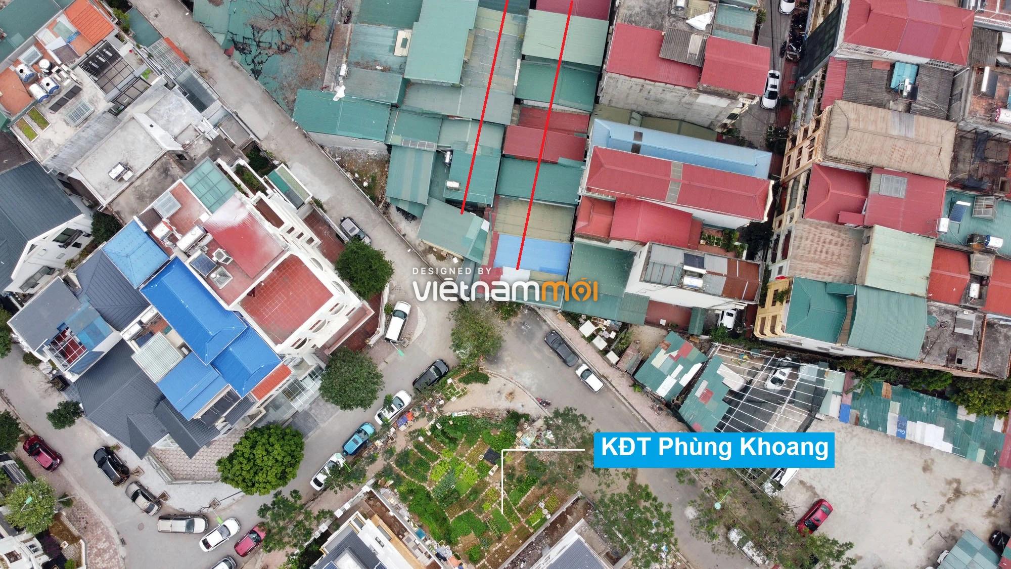 Đường sẽ mở theo quy hoạch ở phường Trung Văn, Nam Từ Liêm, Hà Nội (phần 2) - Ảnh 11.