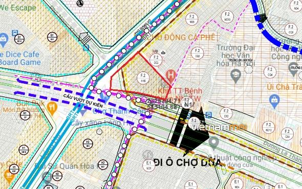 Những khu đất nào có thể dính quy hoạch quanh dự án Vinhomes Gallery - Ảnh 8.