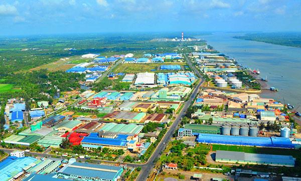 Cần Thơ sắp gọi đầu tư hai khu công nghiệp 1.400 ha - Ảnh 1.