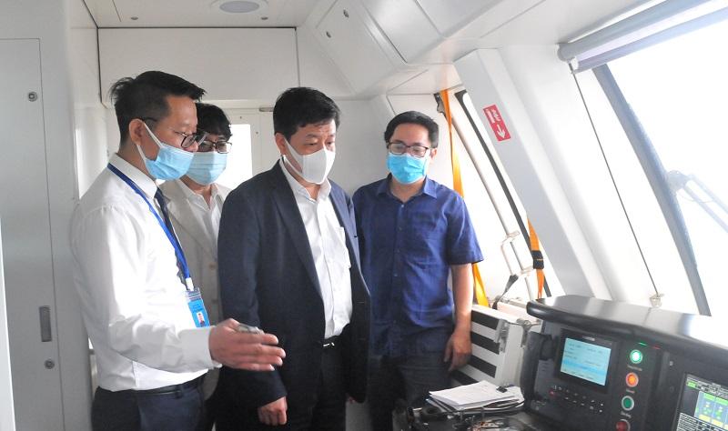 Hà Nội sẵn sàng tiếp nhận đường sắt Cát Linh – Hà Đông  - Ảnh 1.