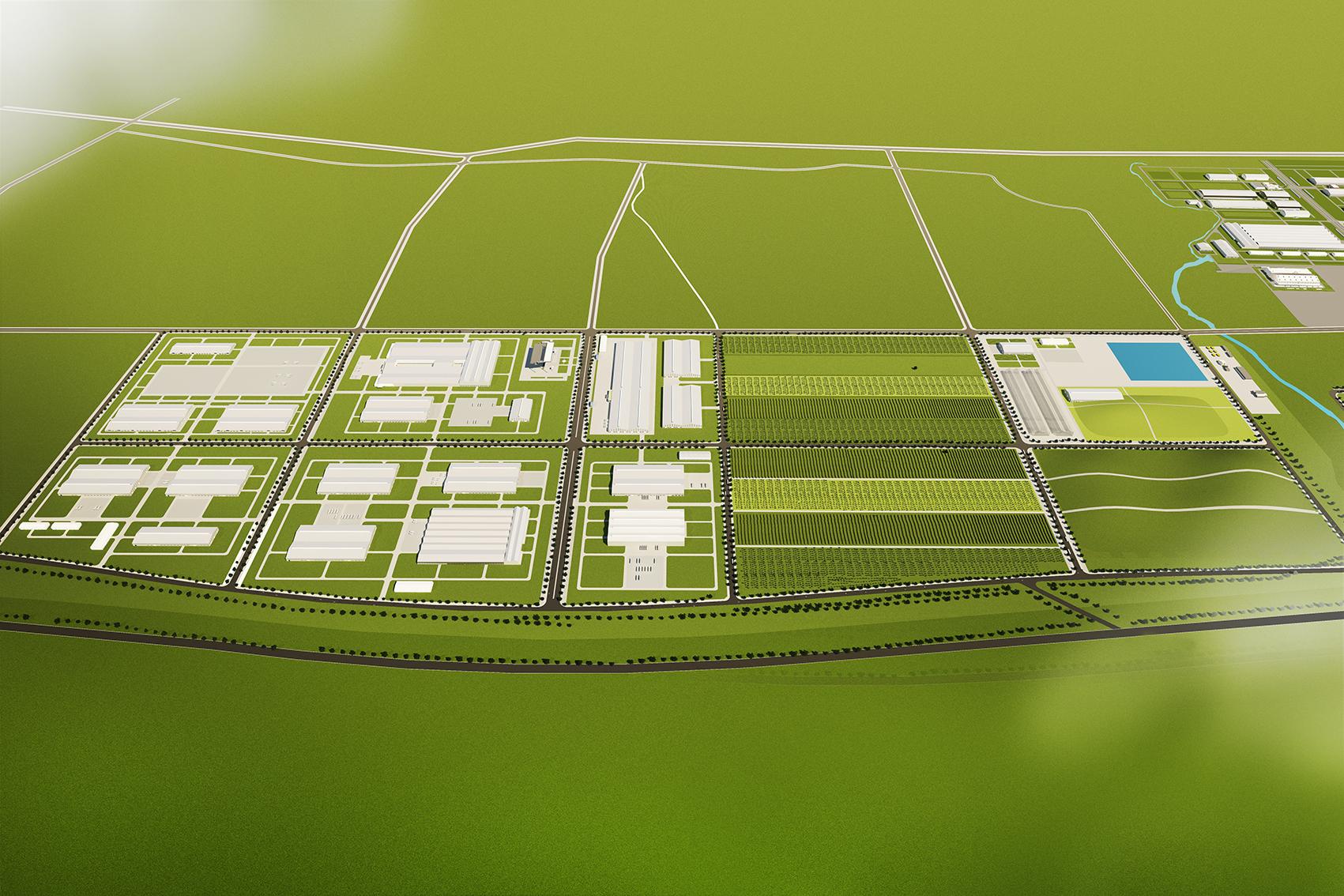 Quảng Nam: Giao 100 ha cho chủ đầu tư dự án KCN Thaco Chu Lai vào giữa tháng 6/2021 - Ảnh 2.