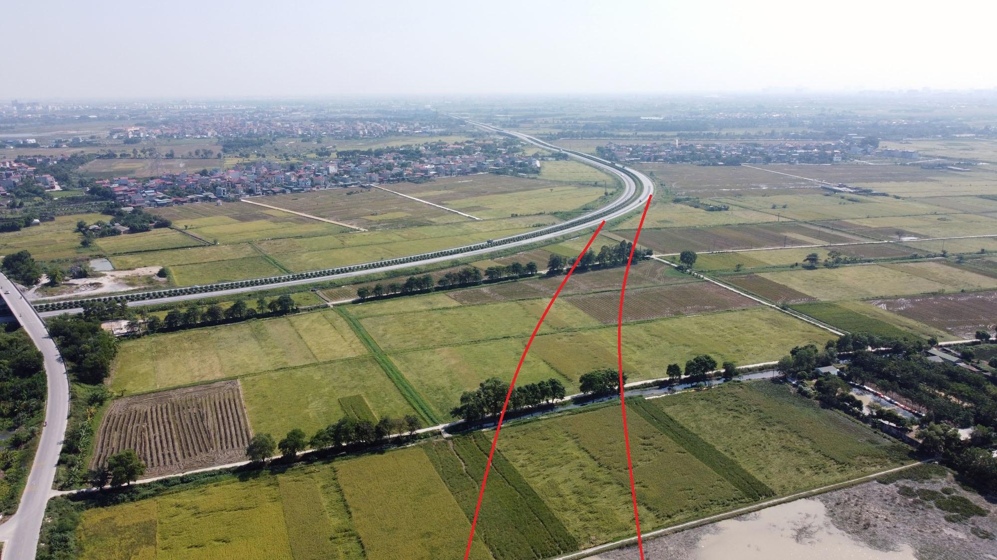 Huyện Đông Anh sẽ thu hồi hơn 1.000 ha đất năm 2021, diện tích thu hồi đất lớn nhất ở Hà Nội  - Ảnh 1.