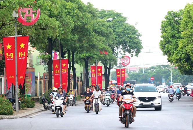 'Cuộc đua' lên quận của 5 huyện Hà Nội: Hoài Đức sẽ 'cán đích' sớm nhất? - Ảnh 2.