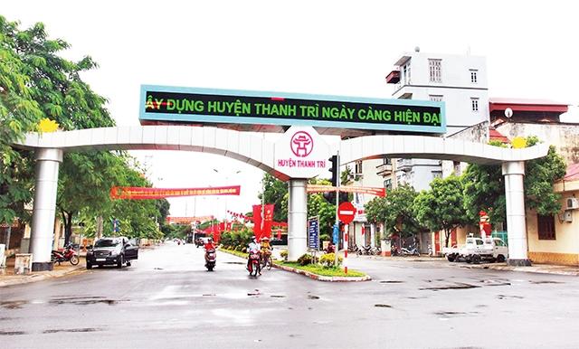 'Cuộc đua' lên quận của 5 huyện Hà Nội: Hoài Đức sẽ 'cán đích' sớm nhất? - Ảnh 3.