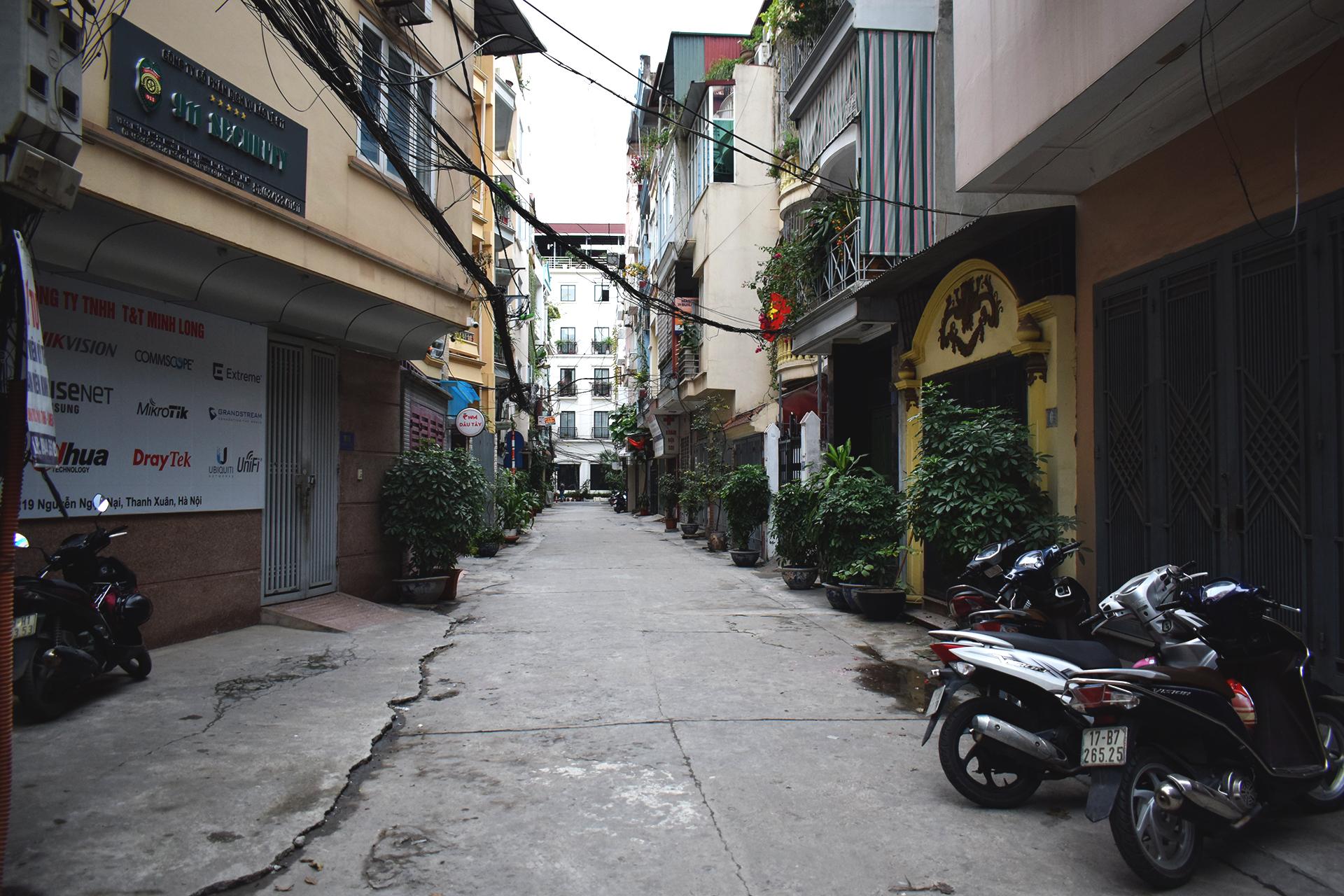 Hai khu đất dính quy hoạch ở phường Khương Mai, Thanh Xuân, Hà Nội - Ảnh 4.