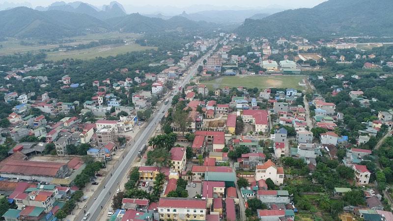 Hòa Bình giao đất cho Cienco 873 làm dự án Riverview Lương Sơn - Ảnh 1.