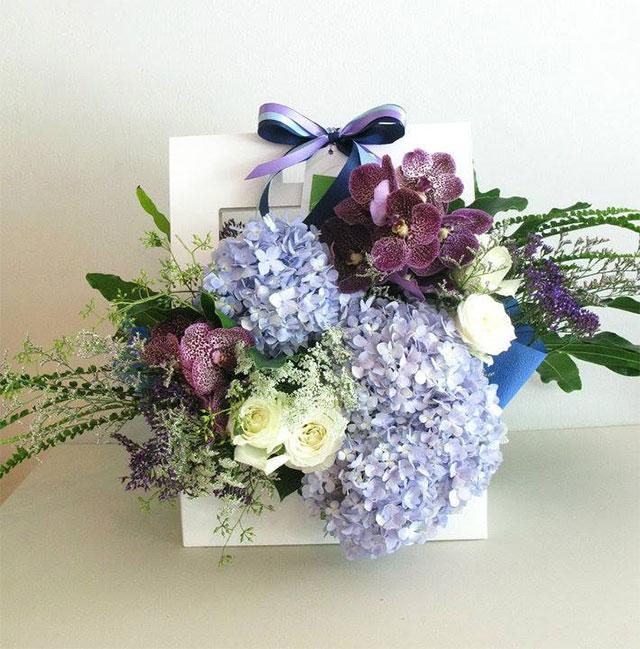 Gợi ý những cách cắm hoa ngày 8/3 đẹp và ấn tượng dành tặng chị em phụ nữ - Ảnh 3.