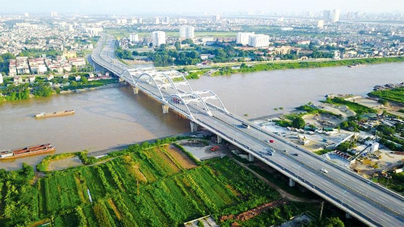 'Cuộc đua' lên quận của 5 huyện Hà Nội: Hoài Đức sẽ 'cán đích' sớm nhất? - Ảnh 4.