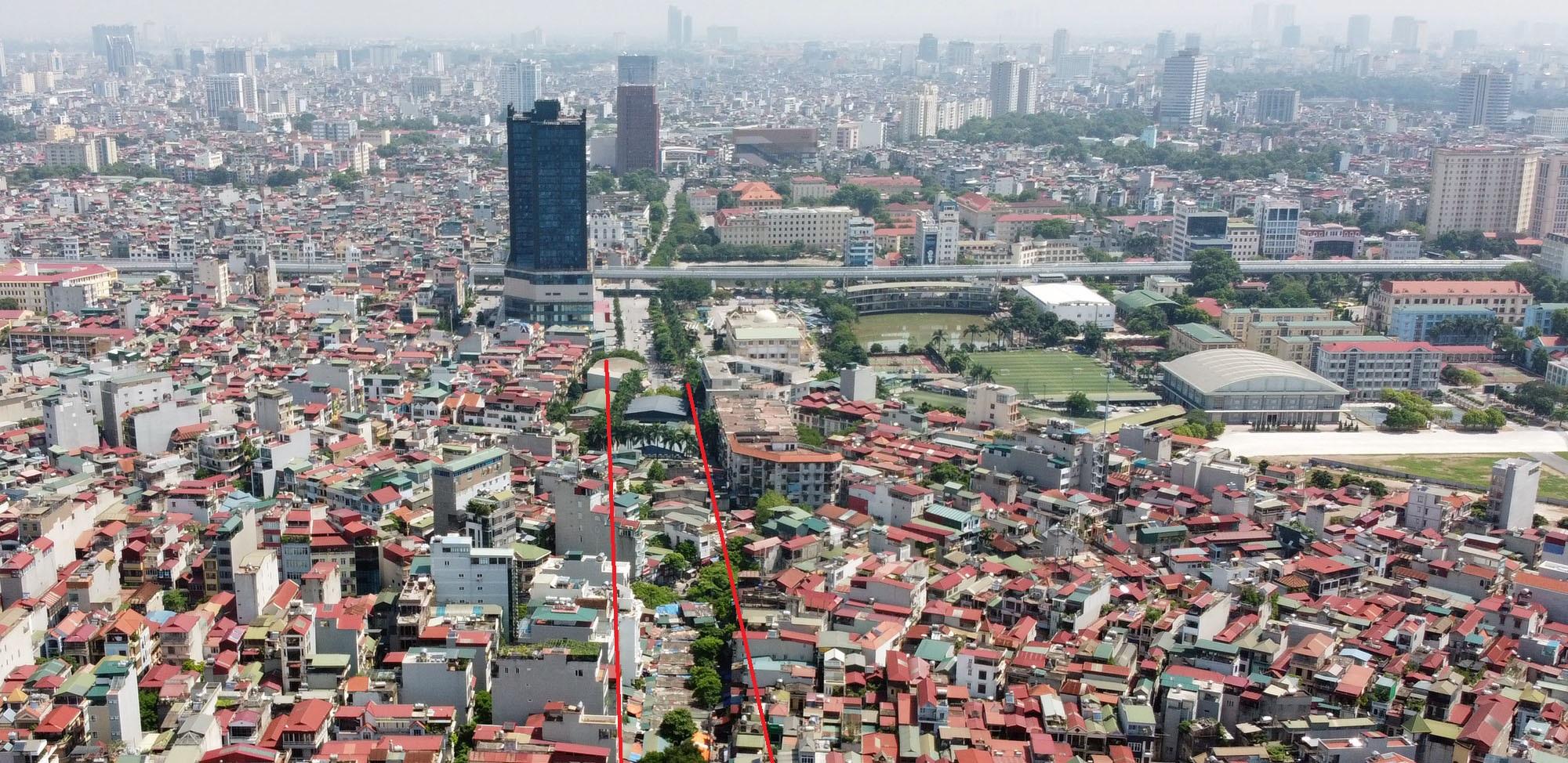 Hai khu đất dính quy hoạch ở phường Khương Mai, Thanh Xuân, Hà Nội - Ảnh 8.