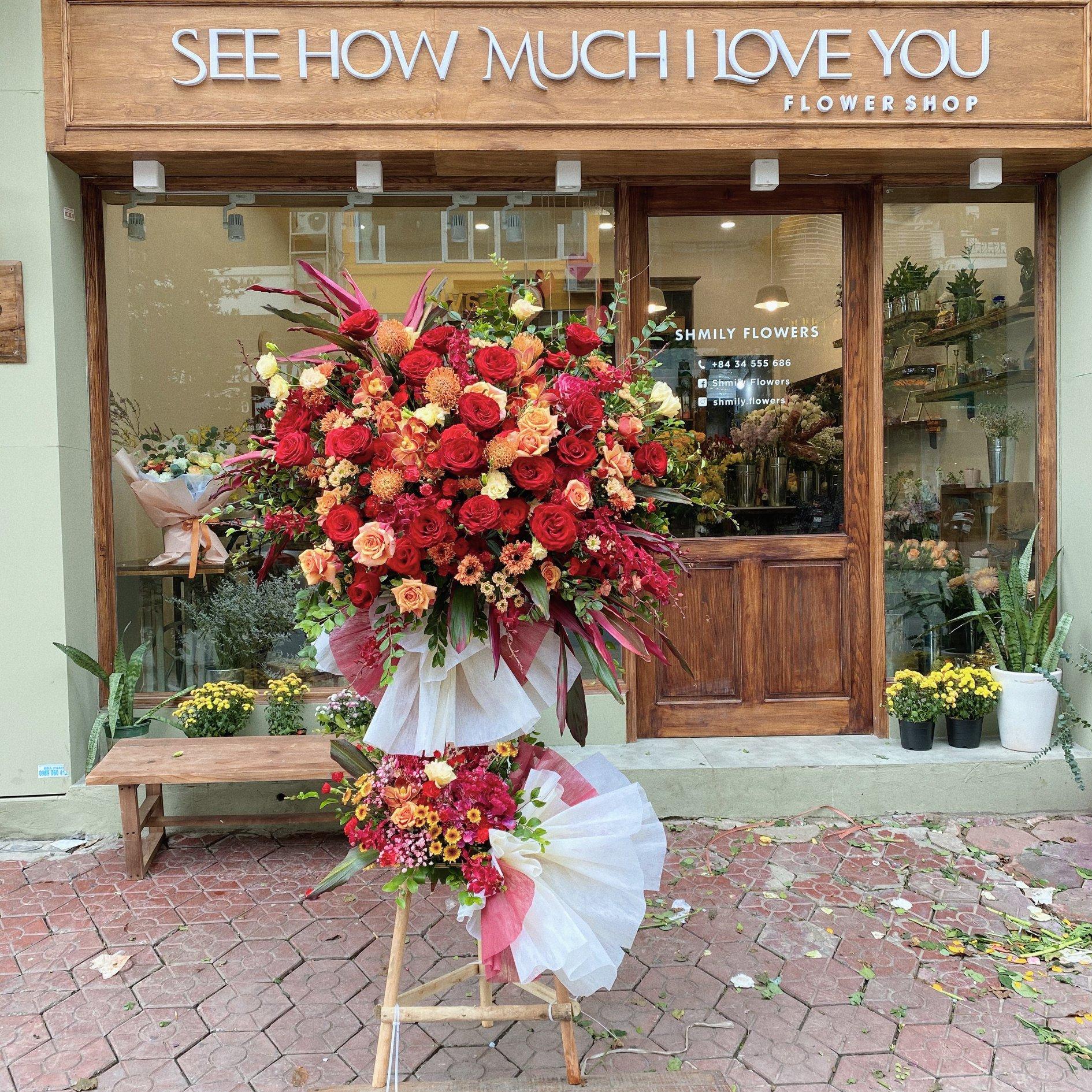 Tham khảo các mẫu lẵng hoa đẹp ngày 8/3 dành tặng phái nữ  - Ảnh 18.