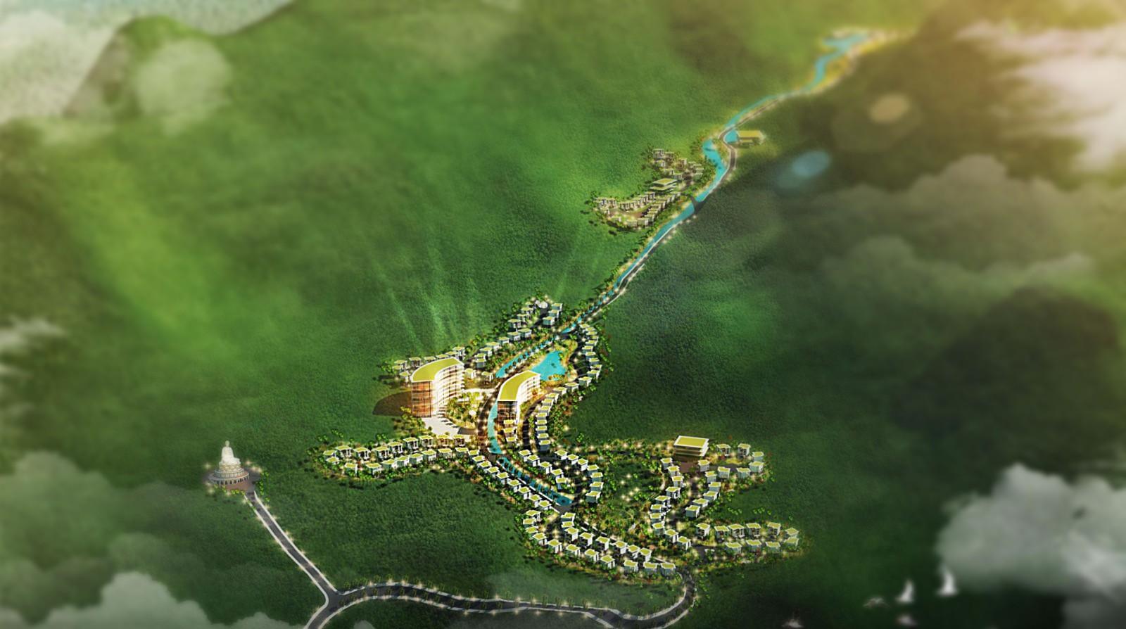 FLC khởi công khu du lịch nghỉ dưỡng sinh thái cao cấp tại Hà Giang - Ảnh 2.