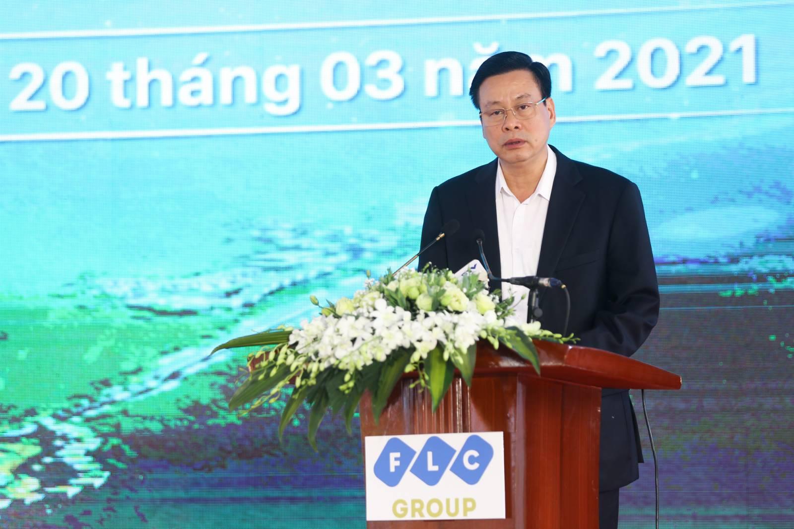 FLC khởi công khu du lịch nghỉ dưỡng sinh thái cao cấp tại Hà Giang - Ảnh 3.