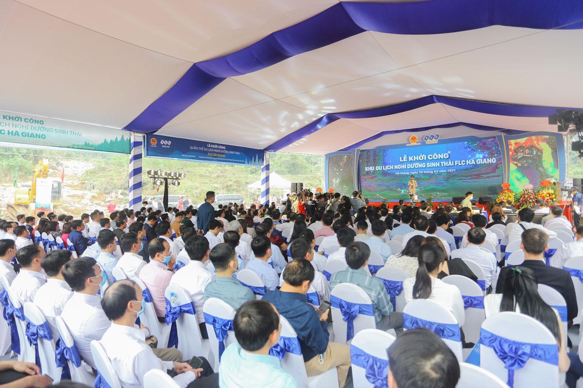 FLC khởi công khu du lịch nghỉ dưỡng sinh thái cao cấp tại Hà Giang - Ảnh 5.