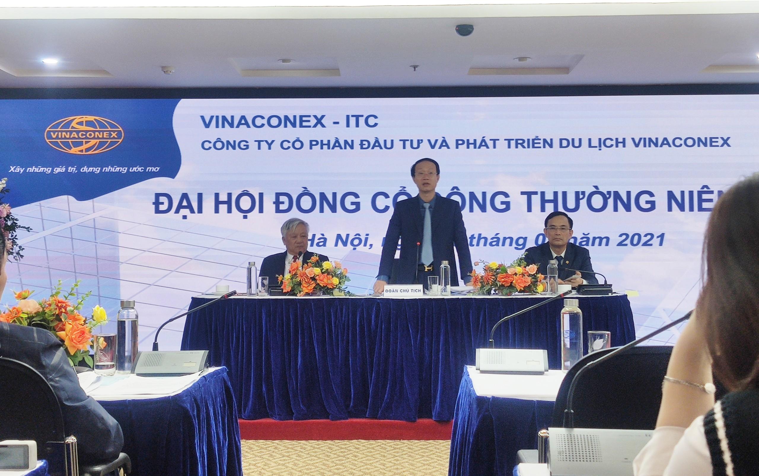 Vinaconex phụ trách 'bơm' tiền cho dự án Cái Giá tỷ USD, dự kiến nâng tỷ lệ sở hữu VCR lên 36% - Ảnh 1.