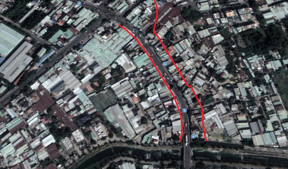Cao tốc HCM - Thủ Dầu Một - Chơn Thành chạy qua TP HCM - Ảnh 3.