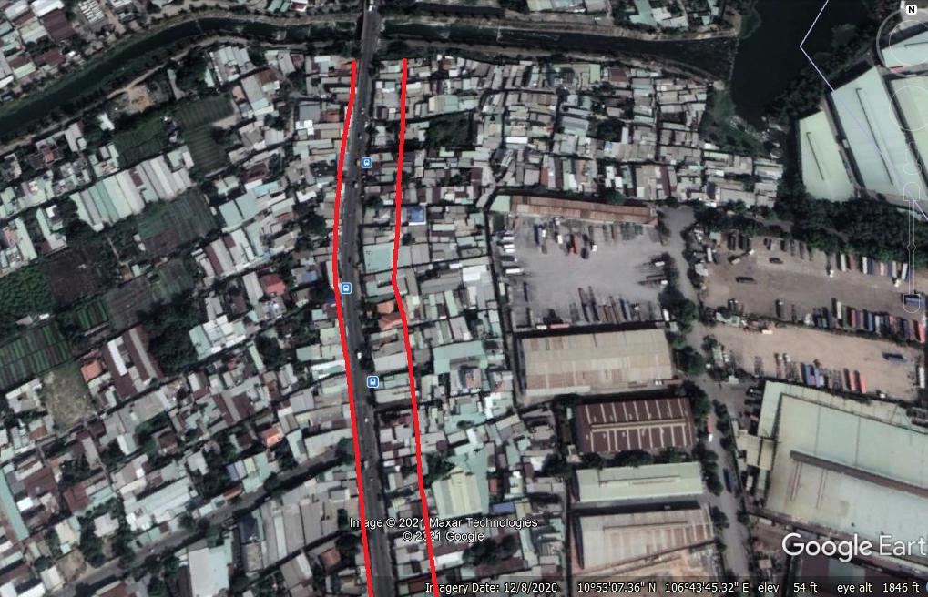 Cao tốc HCM - Thủ Dầu Một - Chơn Thành chạy qua TP HCM - Ảnh 4.