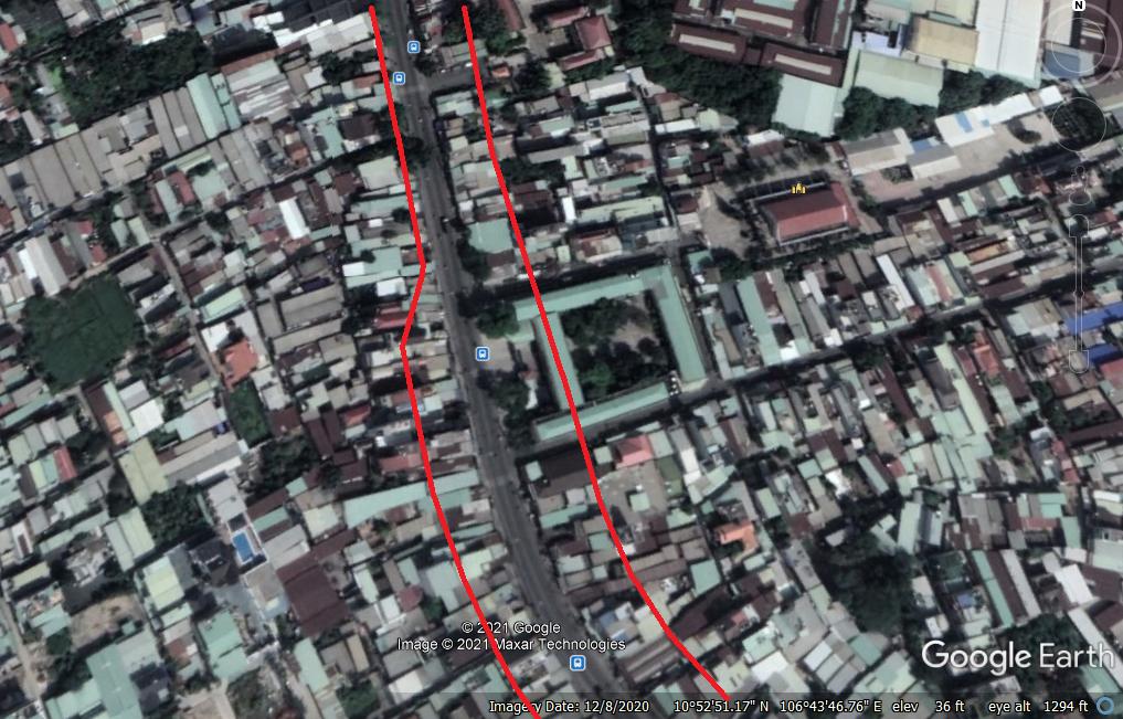Cao tốc HCM - Thủ Dầu Một - Chơn Thành chạy qua TP HCM - Ảnh 6.