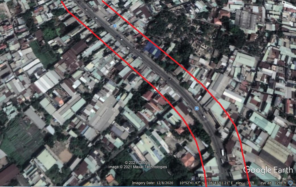 Cao tốc HCM - Thủ Dầu Một - Chơn Thành chạy qua TP HCM - Ảnh 7.